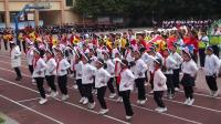 第七届冬季田径运动会开幕式(汉源县富林三小)