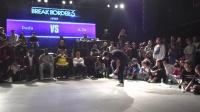 Dada VS K-TA Hiphop半决赛 Break Border6