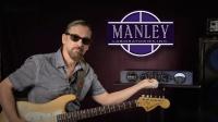 Manley CORE教程3:电吉他