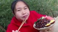 胖妹做卤肉饭解馋,色泽诱人,让人食欲大增,大口吃肉下饭,真香