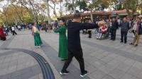峭峰视频11/16中山 老苗和王敏夫妇共舞