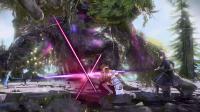 【3DM游戏网】《刀剑神域:彼岸游境》亚丝娜战斗演示
