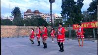 瓦伦西亚广场舞姐妹团 成立一周年(2)