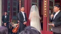 林志玲婚礼林志玲老公 啊啊啊啊啊啊啊啊还有掀头纱这一幕诶