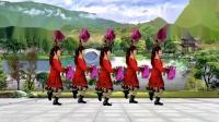 稳步向前广场舞《圣诞欢腾 (二》原创视频