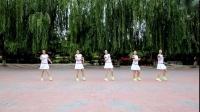 云裳广场舞《你是我红尘中最美的缘》花语零基础原创32步广场舞