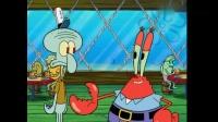 海绵宝宝:章鱼哥也是练家子,这小叉劈的可以,就是生无可恋了点