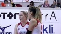 伊萨奇巴希 vs 土耳其航空 - 2019/2020土耳其女排联赛第9轮
