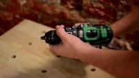 HIKOKI 36V电钻开箱视频