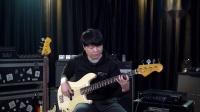 铁人音乐频道乐器测评-J&D 新款Vintage系列贝斯