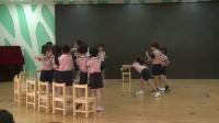 11-41大班亲子韵律《无声的律动》含教学视频教案配乐