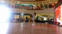 万州华龙演出公司万达广场案例,承接各类大中小型演出