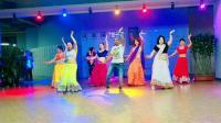 rakesh老师原创印度舞之团舞篇