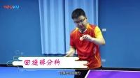 《全民学乒乓常识篇》第2集 发下旋球, 觉得乒乓球往回弹很神奇, 回旋球怎么产生