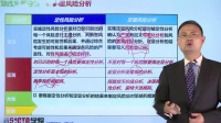 名师王安PMP辨析视频课程06-定性风险分析vs.定量风险分析