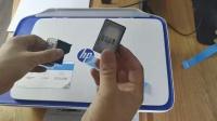 惠普2620墨盒安装视频