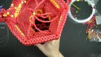 宫灯第五节 DIY串珠宫灯视频教程 手工编制挂件类视频教程