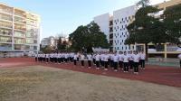 【大片再袭】荔园八年级校运会入场式第二次表演(北海市第二实验学校,2019年12月2日)