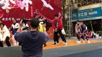 2019.12.14下午·成都温江文庙广场·超杰街舞公演 Hiphop齐舞之《巴比龙》