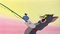 猫和老鼠汤姆真讨厌,明明有那么多鱼饵,非要用杰瑞钓鱼