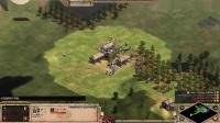 帝国时代2决定版 vs 芬兰2v2游牧