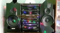 日本原装建伍K97组合音响 世界音响界公认的名门重器低音超级厚重