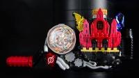 【搬运速送】假面骑士Build DX装备 Grease完美王国变身器 音效展示!