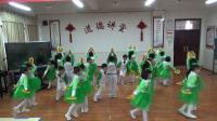 生长吧 赣州市滨江第二小学九曲河路校区二年级(5)班学生表演