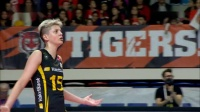 伊萨奇巴希 vs 瓦基弗银行 - 2019/2020土耳其女排联赛第11轮