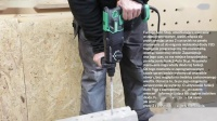 HIKOKI交流无刷系列28mm轻型电锤 DH28PEC
