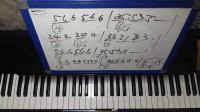 2喜欢的劲曲:<热情的沙漠>,钢琴可以弹。
