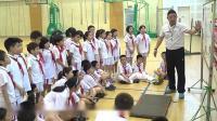 新人教版小学体育与健康3-4年级水平二 体育运动技能体操类活动1.前滚翻-易建军-省级优课