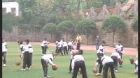 新人教版小学体育与健康3-4年级水平二 一、小篮球1.熟悉球性练习与原地-袁-省级优课