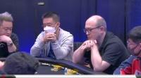 德州扑克:2019红龙杯济州岛站2#豪客赛决赛轮_03