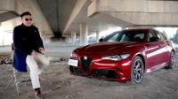 胖哥试车 意式激情 阿尔法·罗密欧Giulia 四叶草版-汽车-高清完整正版视频在线观看-优酷-汽车试驾网