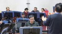 2020会大港油田喜洋洋民乐队首场音乐--器乐合奏《春节序曲》 演奏 喜洋洋民乐队 指挥 白度友