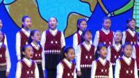 《我们可改变世界》《快乐真快乐》合唱指导老师 周逸群