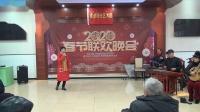 2020年01月17日阳光艺术团敬老院慰问演出10-唱歌