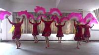 黄家脑舞蹈队《吉祥中国年》熙旗舞蹈队欢度2020年春节联谊会 2020年1月19日