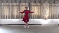 军兰表演《情相依爱相随》熙旗舞蹈队欢度2020年春节联谊会 2020年1月19日
