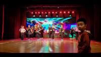 松松小镇拉丁舞表演金兰舞蹈学校大成3班