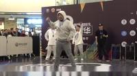 SHUN|Hiphop裁判表演|中国西部街舞嘉年华