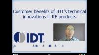 Glitch-Free RF Technology by IDT