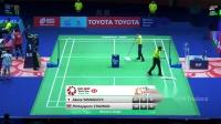 2020.01.23 R16 山口茜 vs 猜万 - 2020泰国羽毛球大师赛