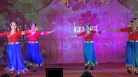 乔贤歌舞团龙来演出《毛主席的光辉》