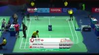 2020.01.23 R16 赵俊鹏 vs 王子维 - 2020泰国羽毛球大师赛