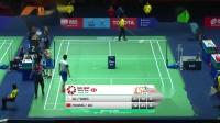 2020.01.23 R16 刘成/黄凯祥 vs 卢敬尧/杨博涵 - 2020泰国羽毛球大师赛