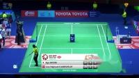 2020.01.23 R16 大堀彩 vs 杰克斯菲德 - 2020泰国羽毛球大师赛