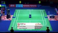 2020.01.24 QF 马琳 vs 高桥沙也加 - 2020泰国羽毛球大师赛