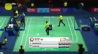 2020.01.24 QF 山口茜 vs 东宗 - 2020泰国羽毛球大师赛